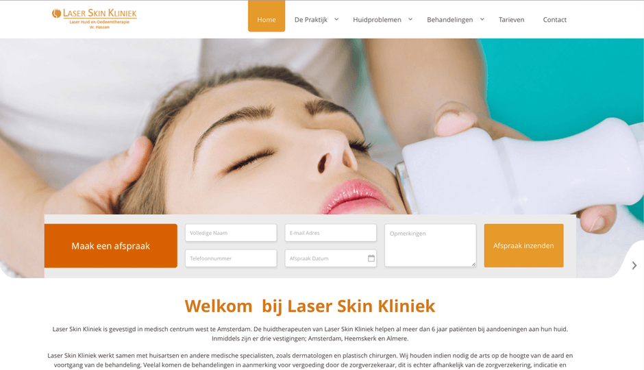 LaserSkinKliniek.nl