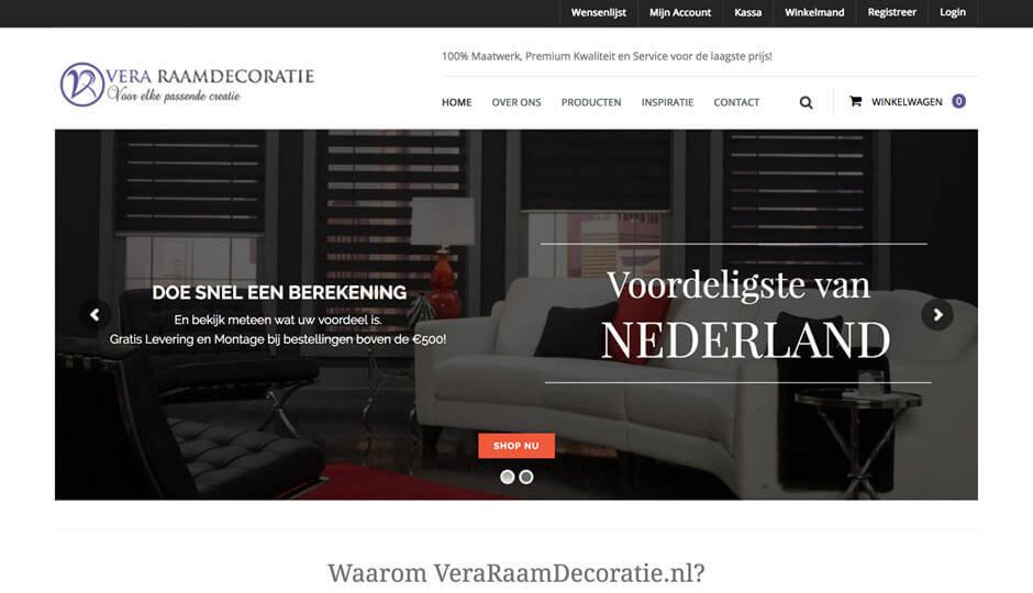Veraraamdecoratie.nl